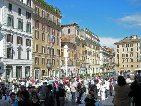 Hotels Near Vatican City Italy