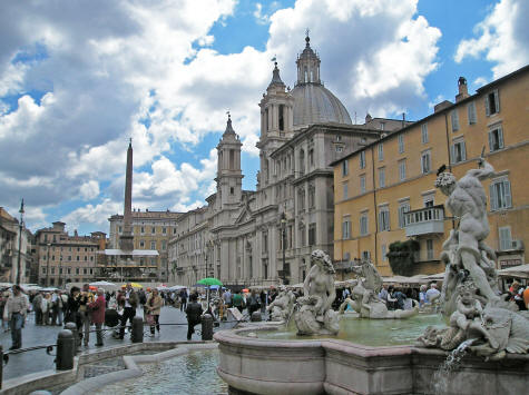 Hotels in the Navona District of Rome