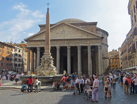 image https://romeitaly.ca/images/pantheon.jpg for term side of card